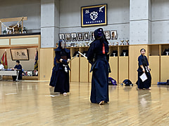 神奈川大学練習試合