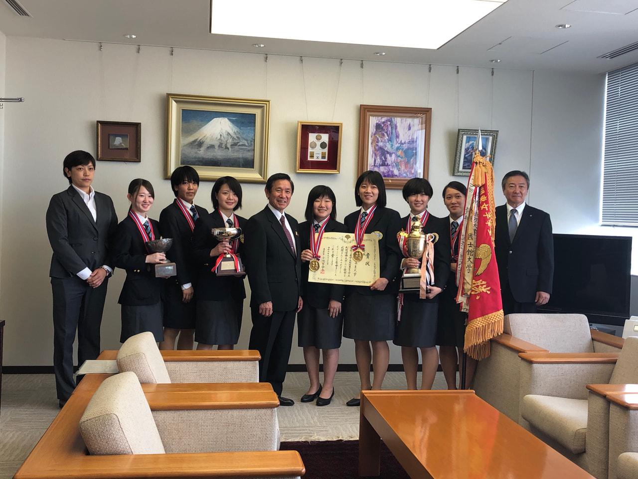 第45回関東女子学生剣道優勝大会  優勝報告