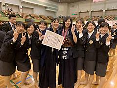 第38回全日本女子学生剣道優勝大会