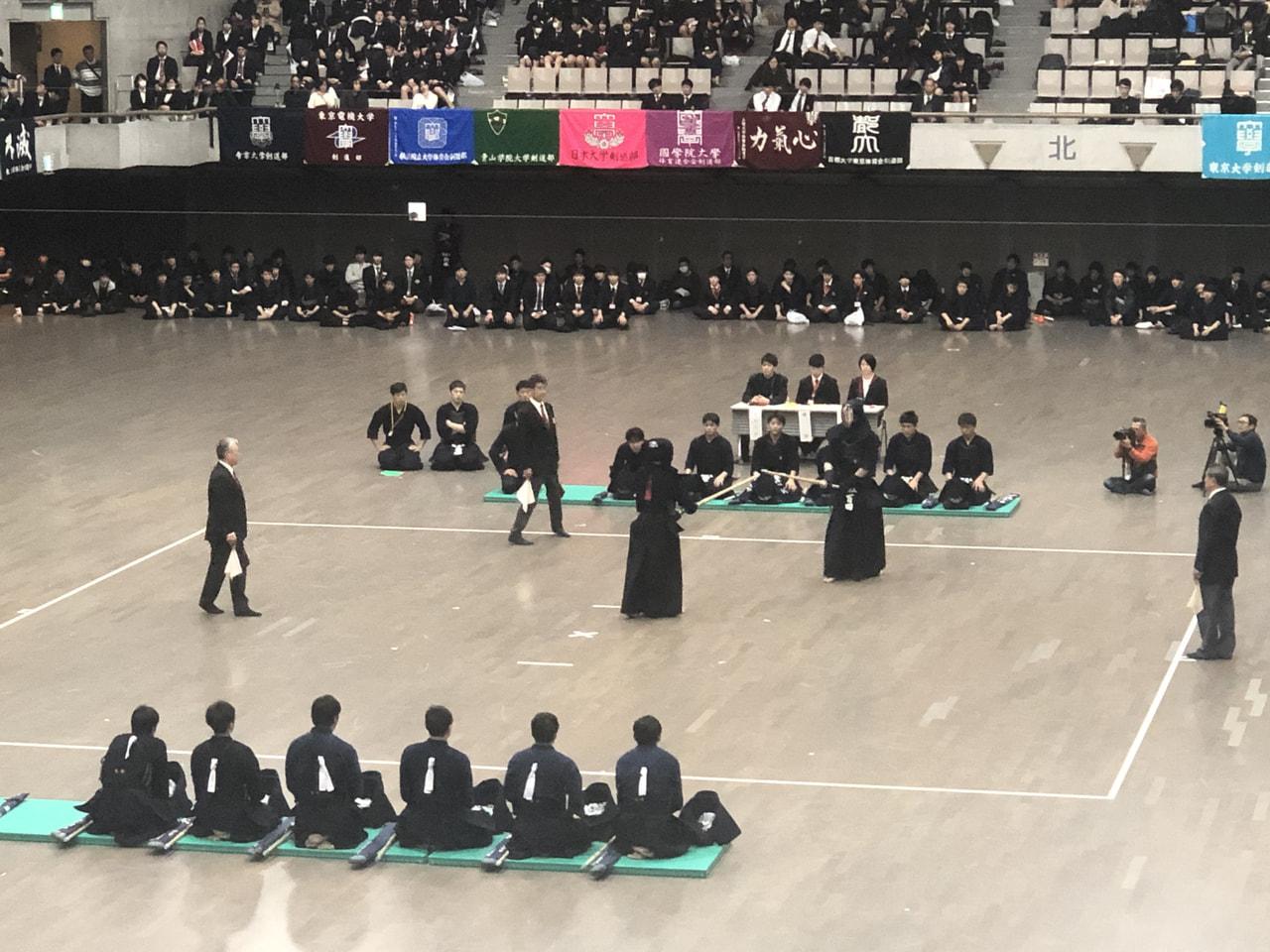第65回関東学生剣道新人戦大会