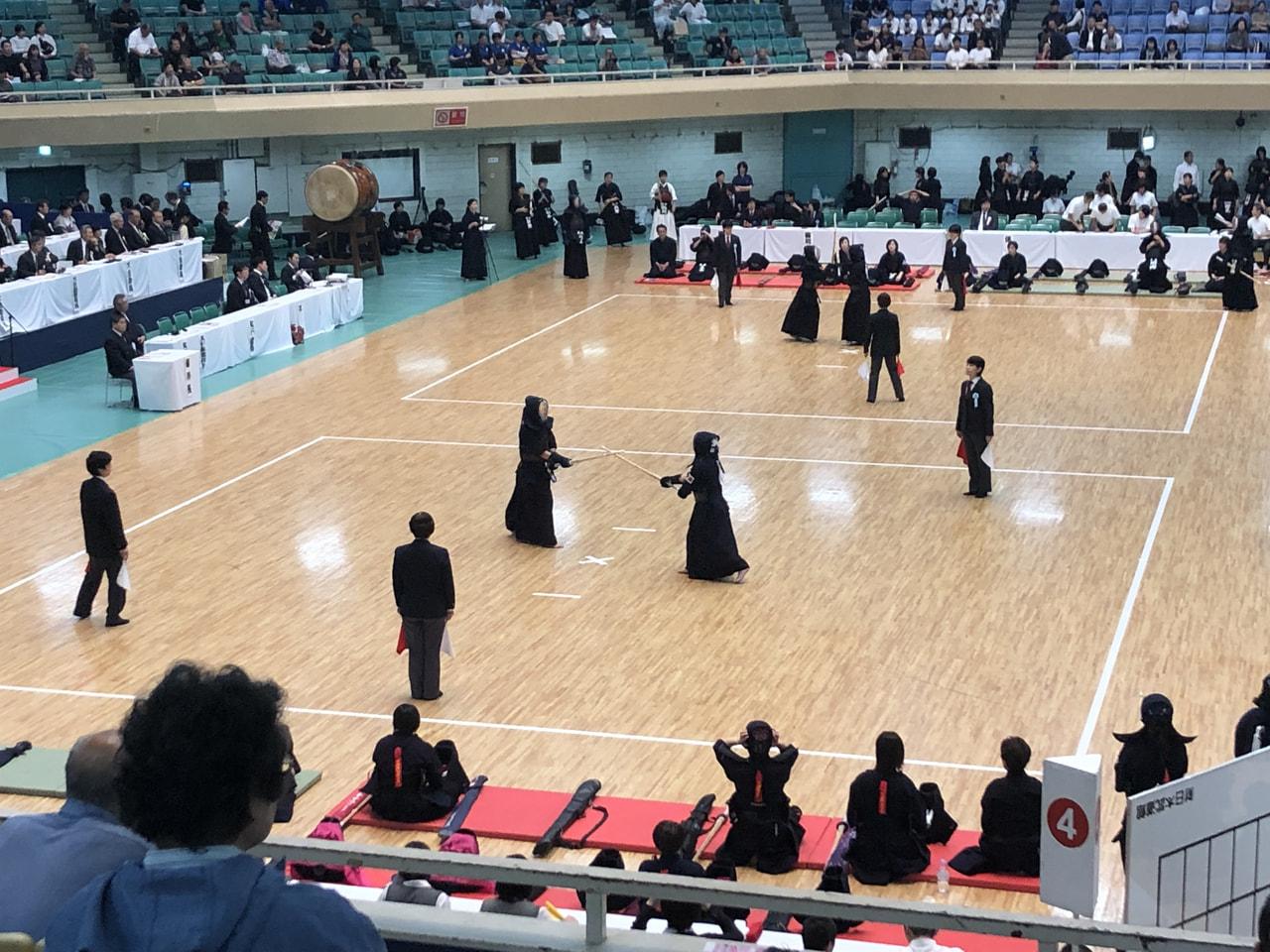 第11回全日本都道府県対抗女子剣道優勝大会