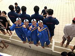 全日本ライフセービング・プール競技選手権 結果