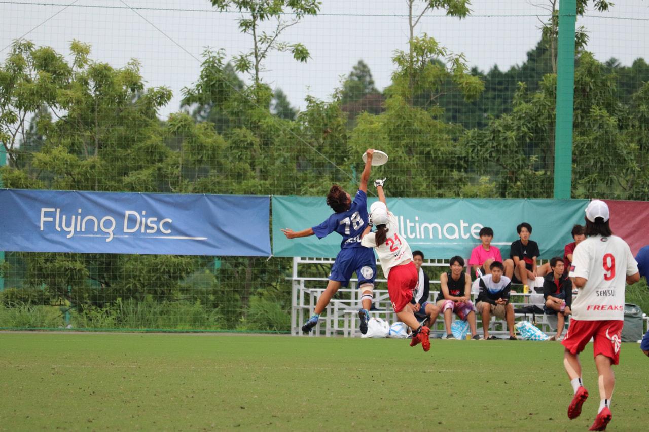 【取材報告】全日本大学選抜アルティメット選手権大会 関東予選