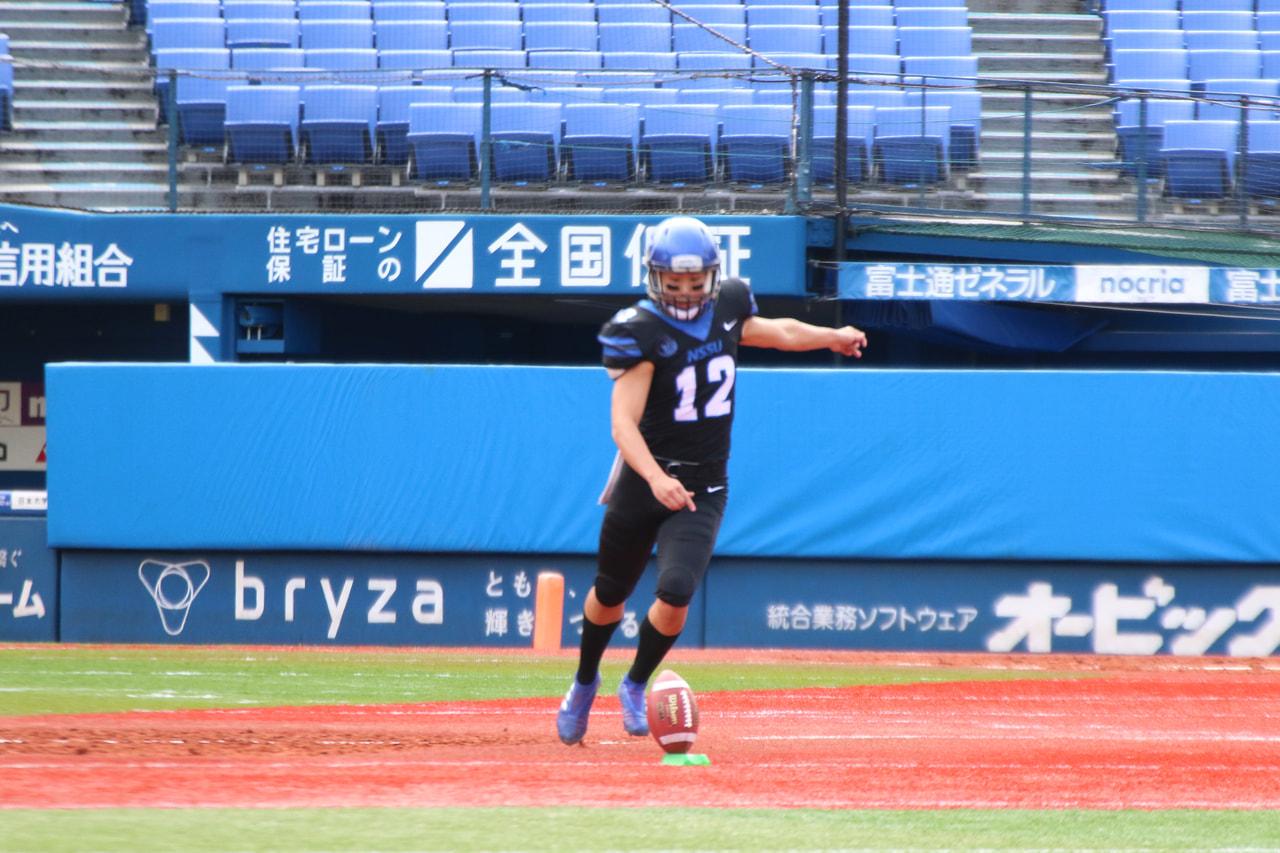 【取材報告】関東学生アメリカンフットボール秋季リーグ戦最終節