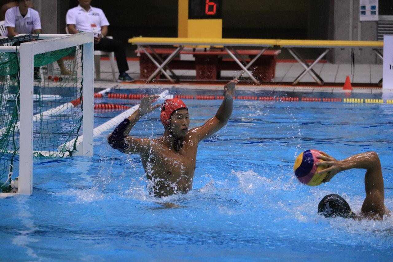 【取材報告】第95回日本学生選手権水泳競技大会水球競技