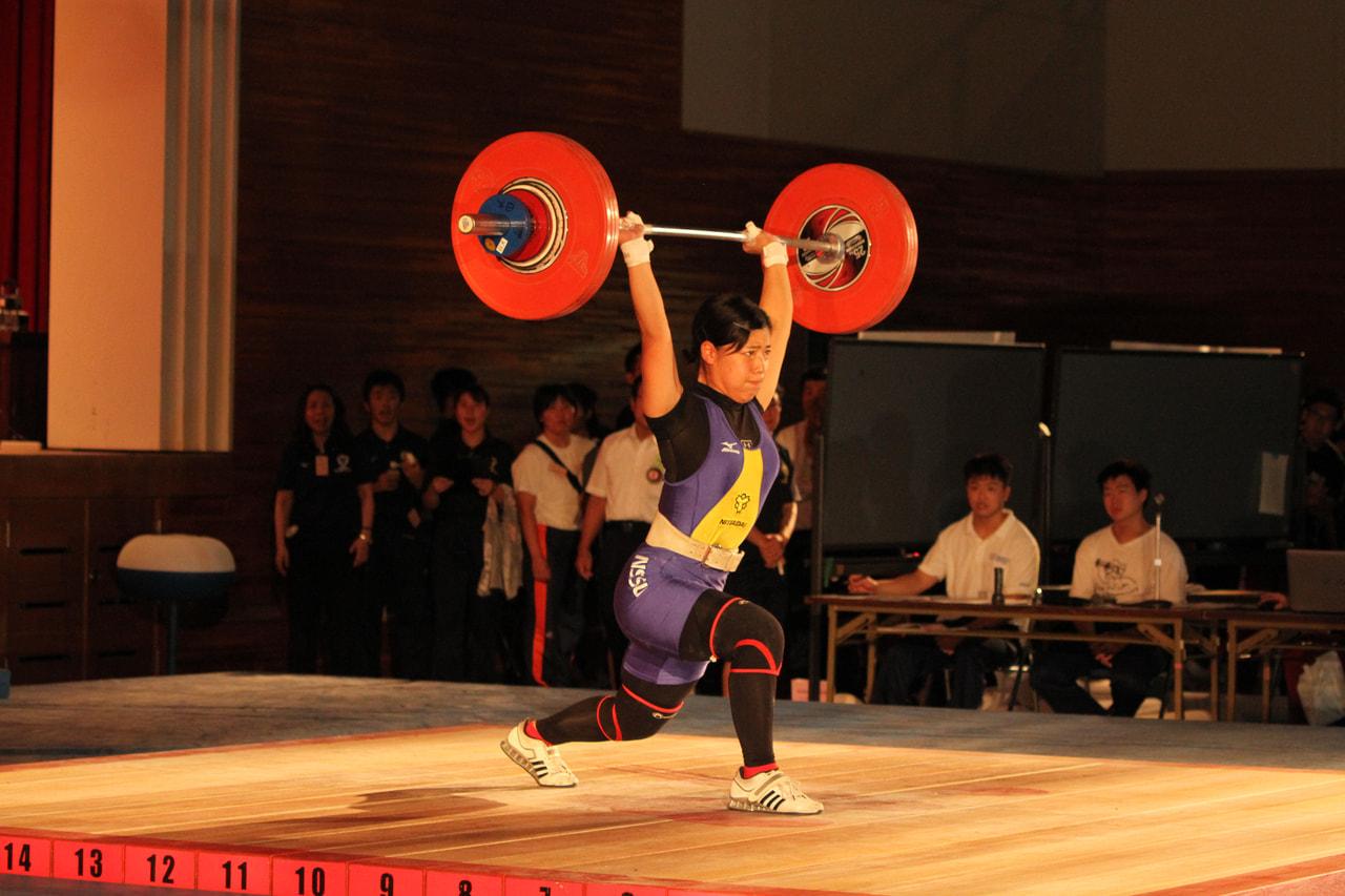 【取材報告】第43回東日本学生ウエイトリフティング選手権大会 兼 第16回東日本新人ウエイトリフティング選手権大会