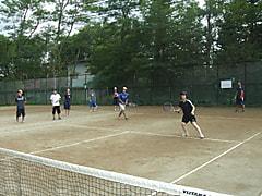 夏合宿~テニス担当