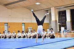 体操発表会