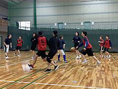 球技大会 バスケの部