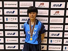 第11回国際クラス別パラ卓球大会 優勝!