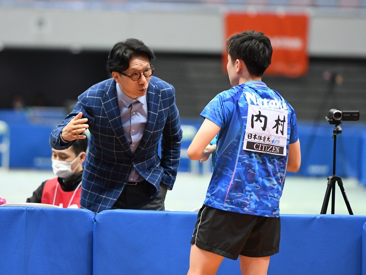 天皇杯・皇后杯 令和元年度全日本卓球選手権大会