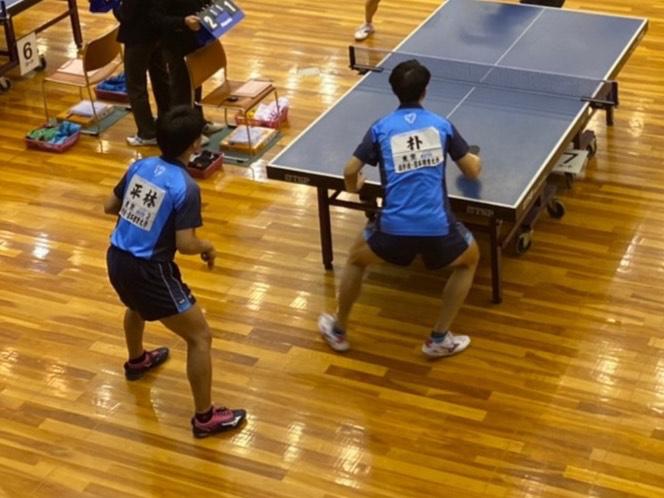 第59回大阪国際招待卓球選手権大会(大阪オープン)