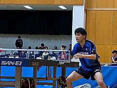 第72回東京卓球選手権大会 シングルス予選会