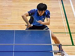 第16回全日本学生選抜卓球大会