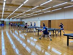 関東学生卓球強化マッチ