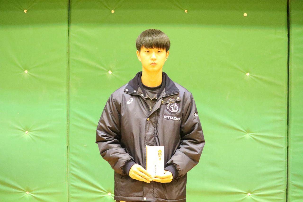 全日本学生卓球選手権大会