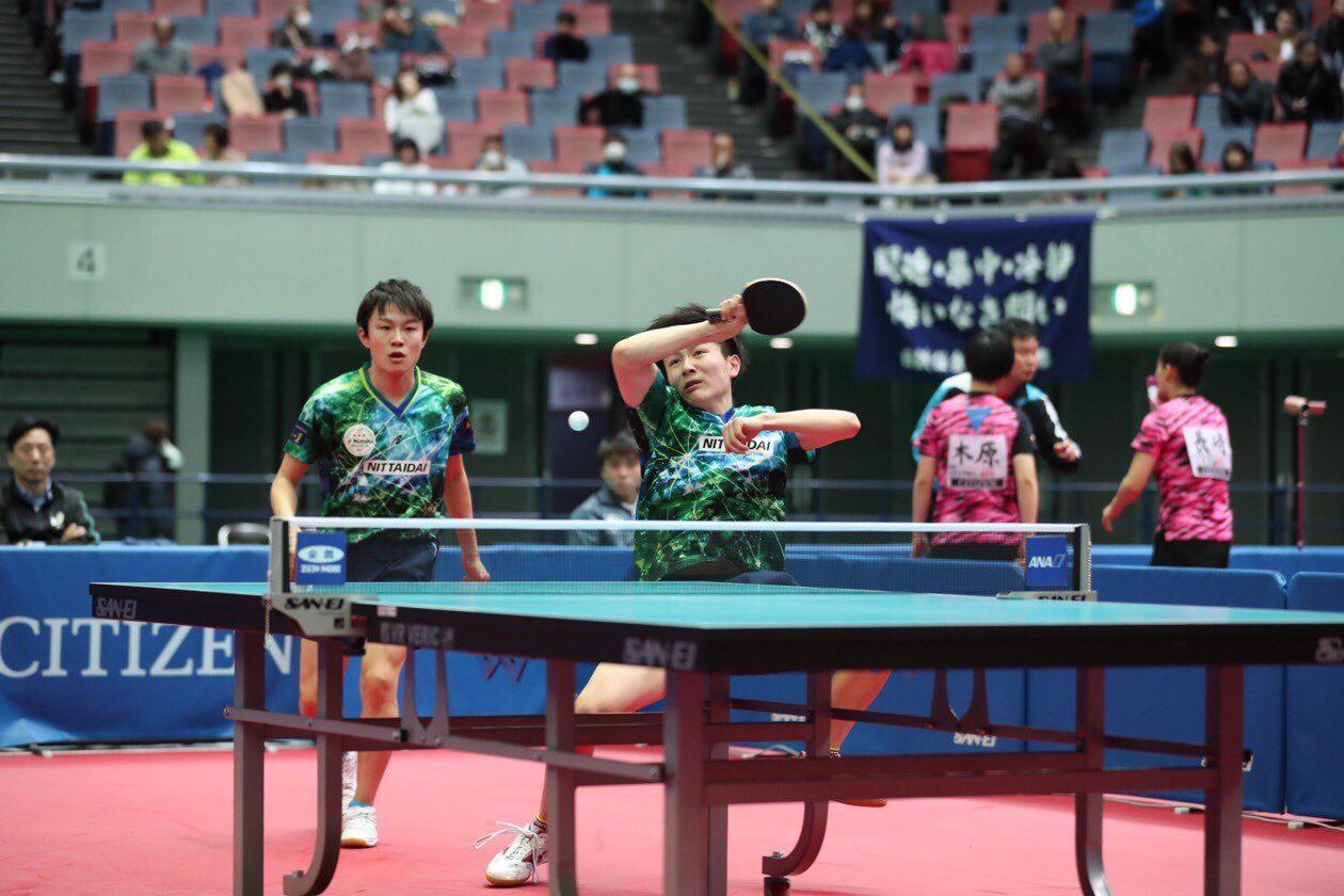 天皇杯・皇后杯 全日本卓球選手権大会