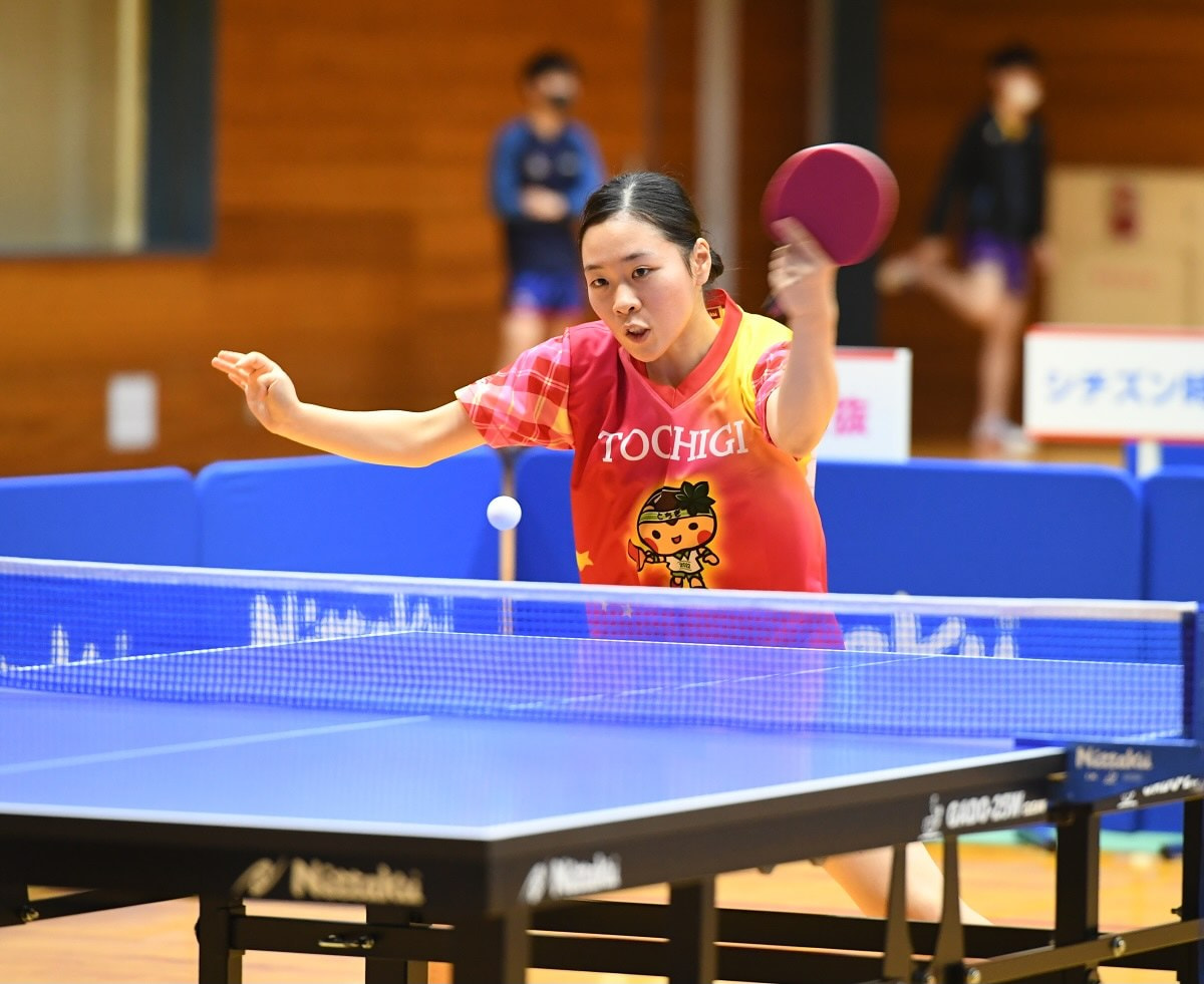 2021年 全日本卓球選手権大会(団体の部)