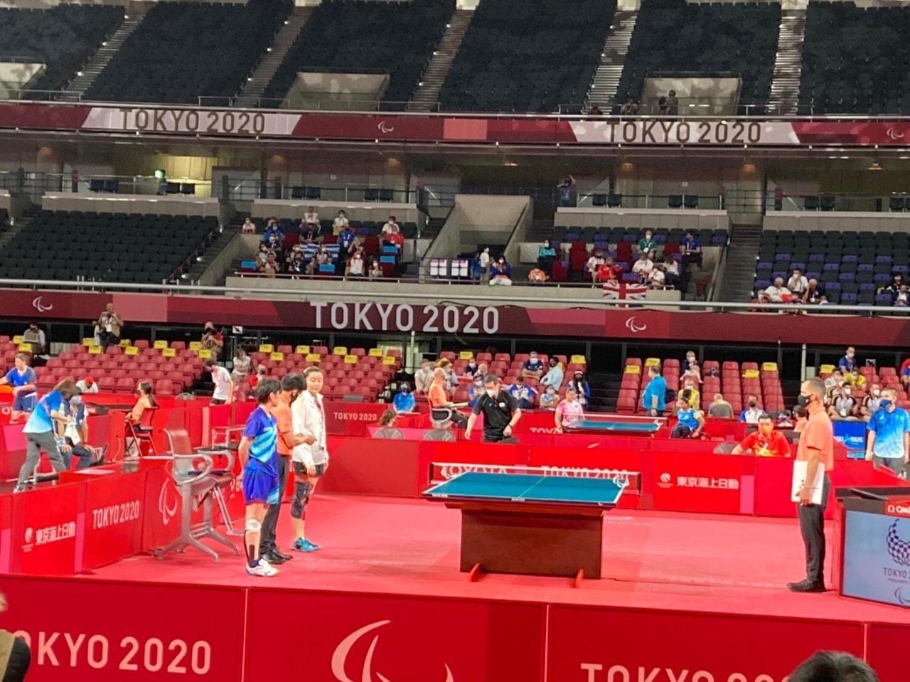 東京2020パラリンピック 5位入賞!!