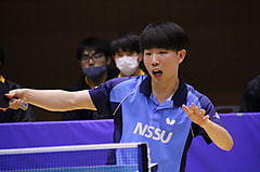 2021年(令和3年度) 第90回・全日本大学総合卓球選手権大会(団体の部)