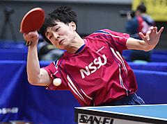 天皇杯 ・ 皇后杯2021年全日本卓球選手権大会