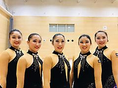 いばらきカップ🏆 【日本体育大学新体操部】