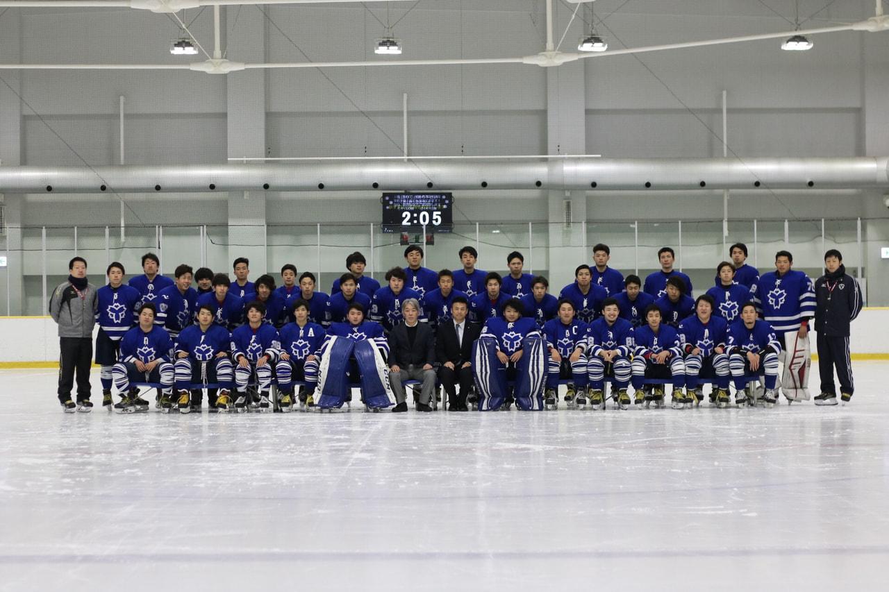 9月氷上練習予定、関東大学リーグ戦のお知らせ