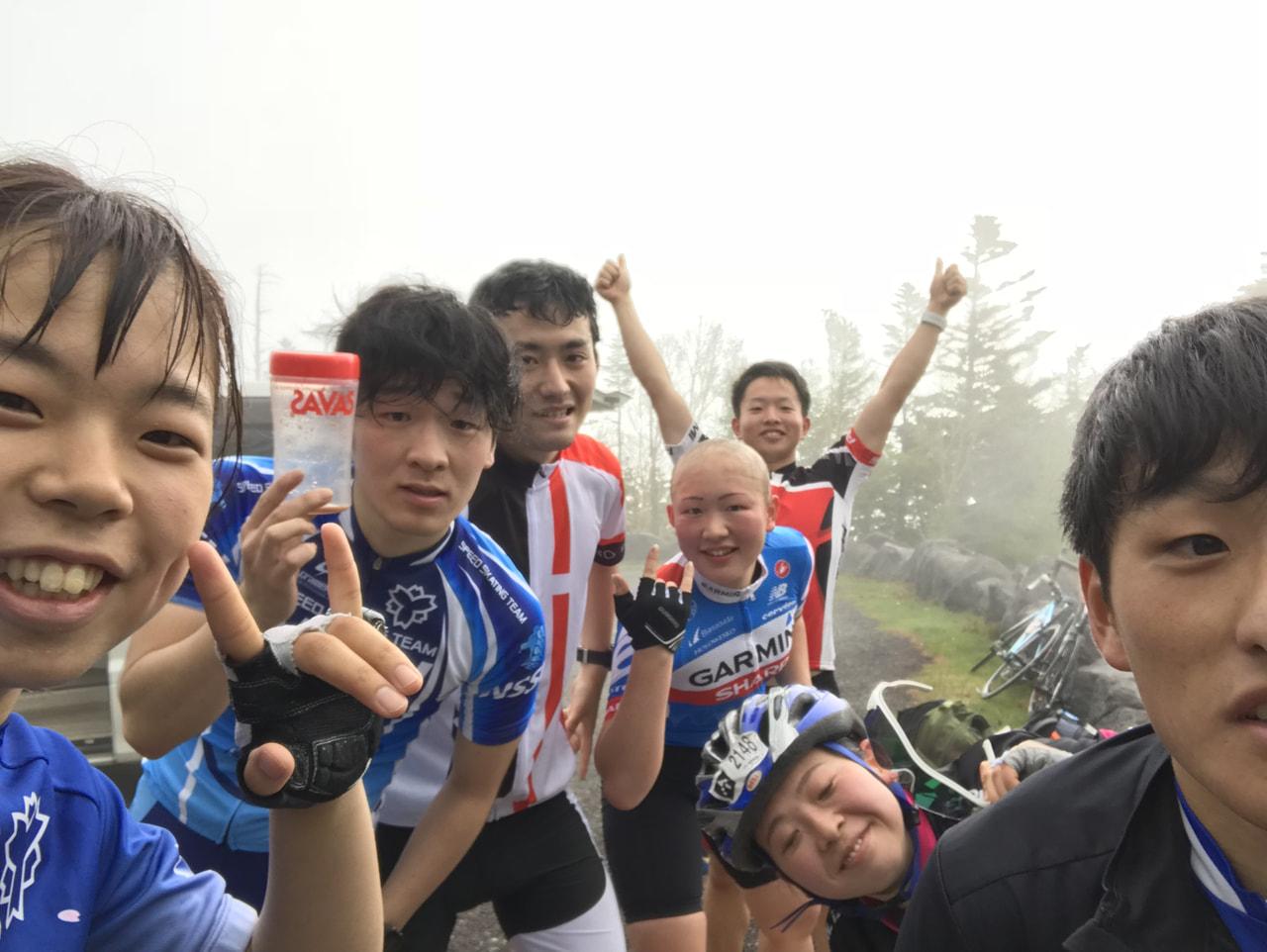 スピード》山中湖ロードレース