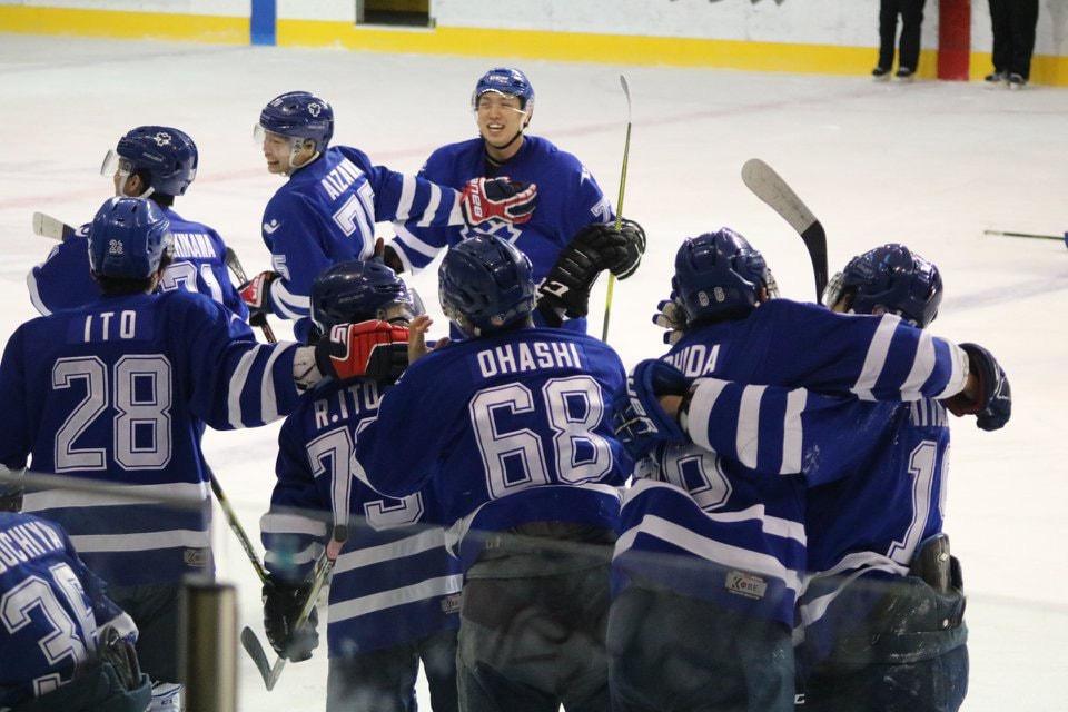 第91回 日本学生氷上競技選手権大会 第3回戦 vs関西大学