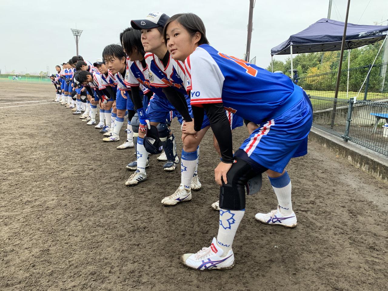 【女子】第50回関東大学女子ソフトボール選手権大会 最終日