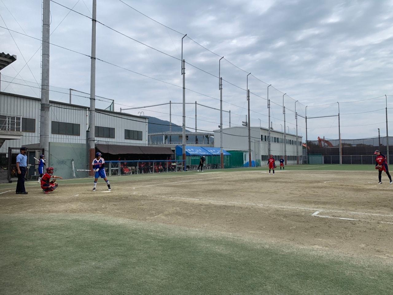 【女子】練習試合 vs 山梨学院大学