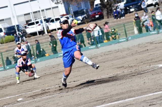 【女子】関東大学リーンフォースメント選手権大会 2日目