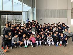 【女子】元気ソフトボールアカデミー合同練習