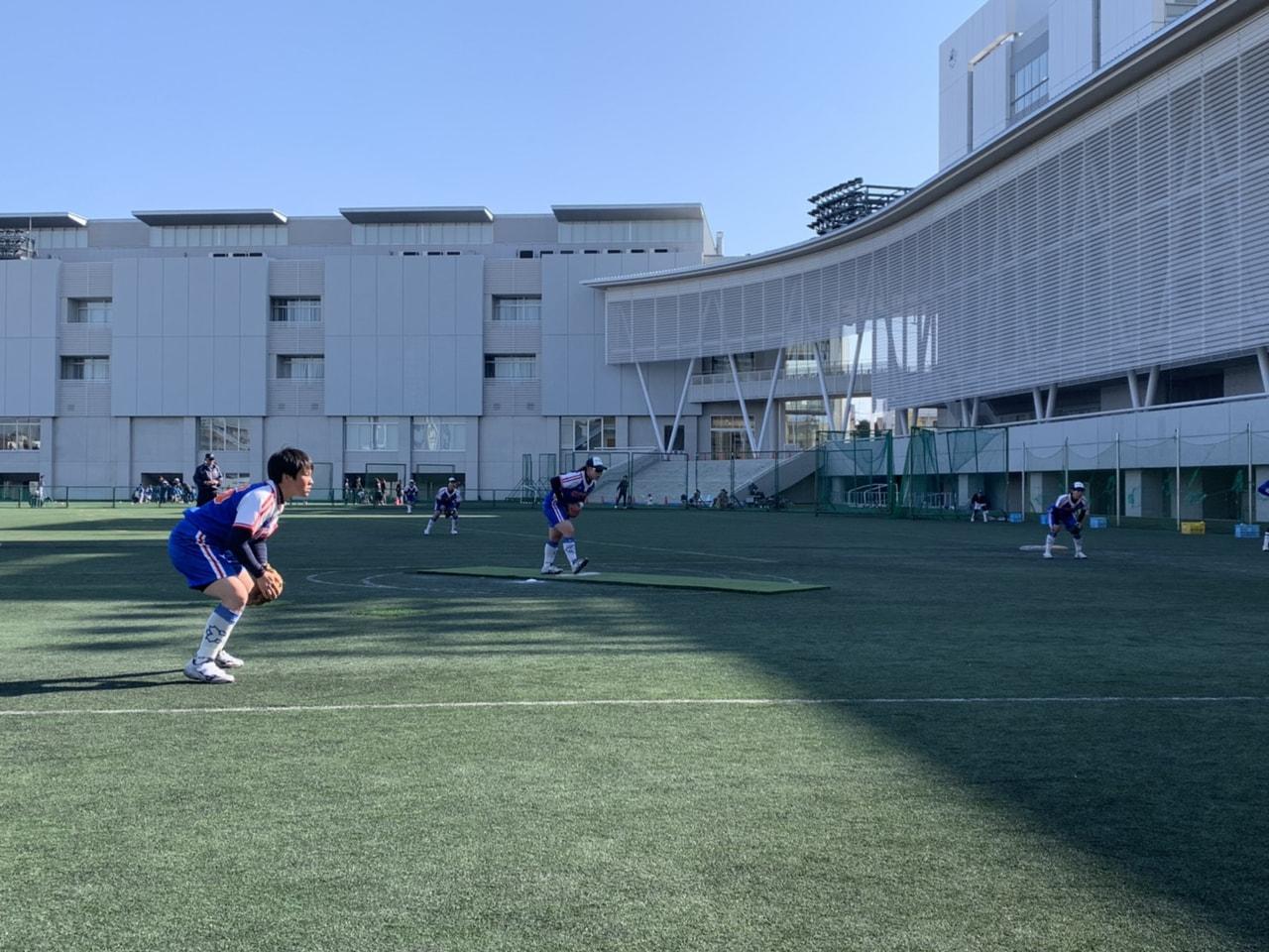 【女子】練習試合 vs日出高校