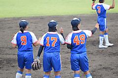 第54回全日本大学女子ソフトボール選手権大会 2日目