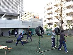 【女子】東京学芸大学   合同練習