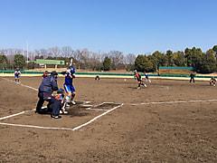 【女子】練習試合 VS早稲田大学・厚木SC