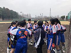 【女子】練習試合  vs淑徳大学