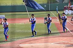 [男子]第54回全日本大学男子ソフトボール選手権大会 開会式