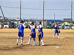 【女子】vs清和大学・VONDS  練習試合