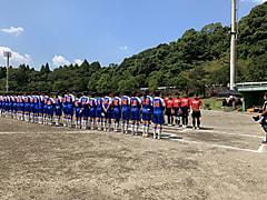 【女子】練習試合  vs 神村学園高校