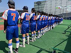 【女子】練習試合 vs 日立サンディーバ