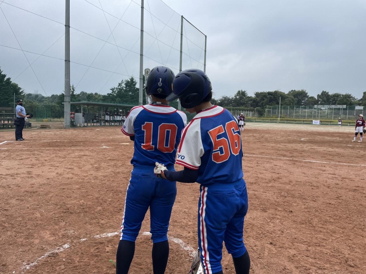 【女子】第53回秋季リーグ戦  5日目
