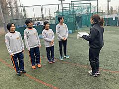 【女子】愛媛県ジュニアアスリート選手 合同練習