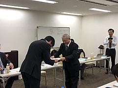 [男子]全日本大学連盟総会にて