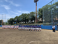 【女子】練習試合  vs 大阪大谷大学