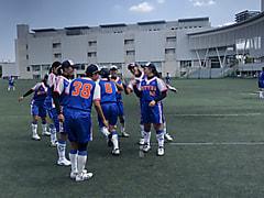 【女子】練習試合  vs 日本女子体育大学