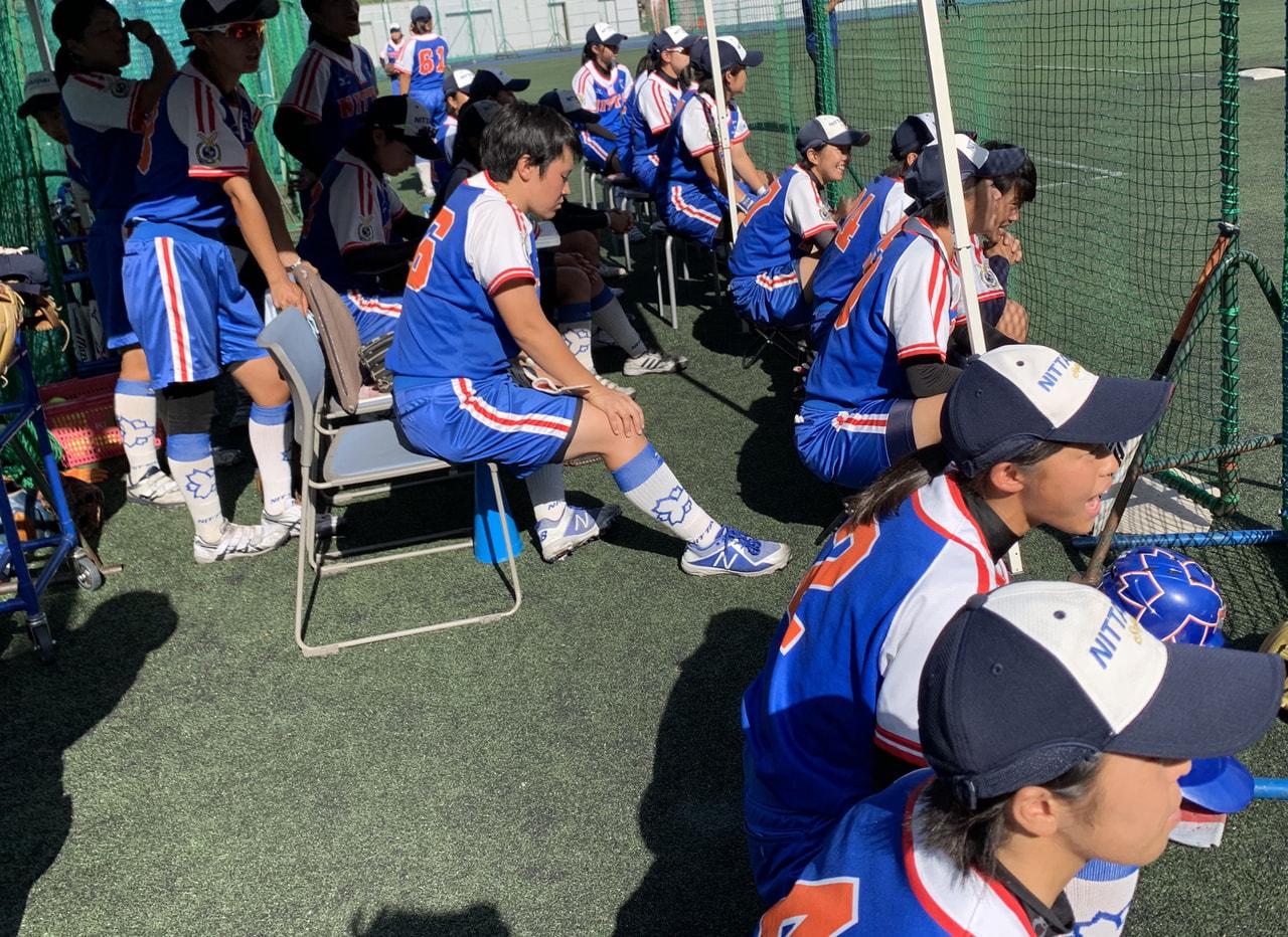 【男女】練習試合  男子部 vs 女子部