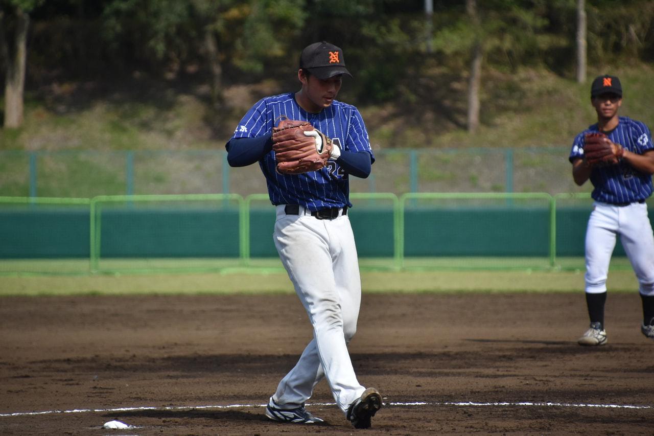 [男子]第51回秋季リーグ戦 3日目