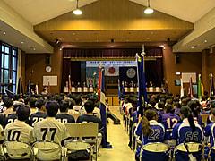 [男女]第50回関東大学ソフトボール選手権大会 開会式